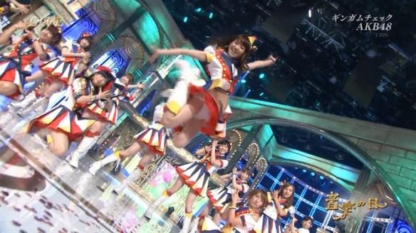 【画像】大島優子が放送事故wwwwwww