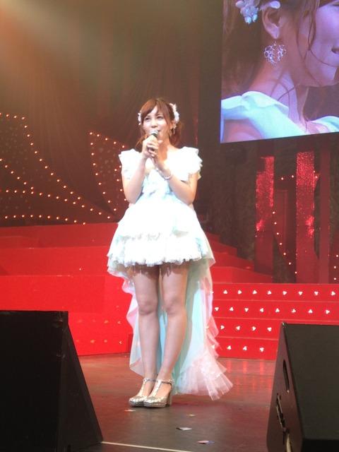 河西智美(21)、AKB卒業を発表wwwwwwwww