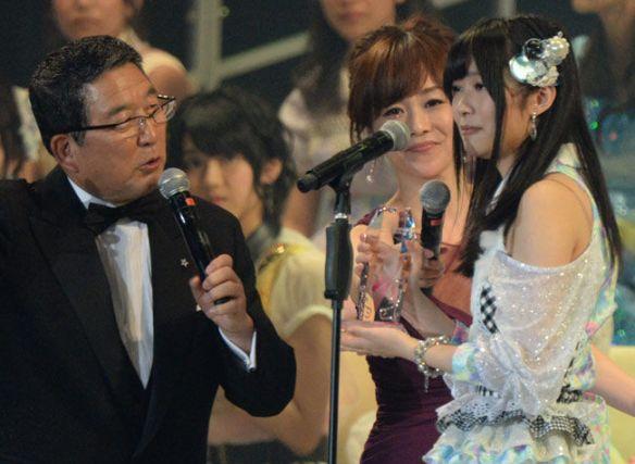 AKB48総選挙の視聴率wwwwwww