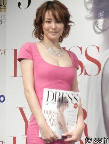 【画像】米倉涼子が最近エロい体をしてる件wwwwwwwww