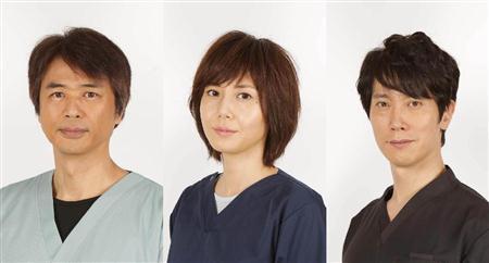 フジテレビ系ドラマ「救命病棟24時」の第5シリーズが松嶋菜々子主演で7月にスタート