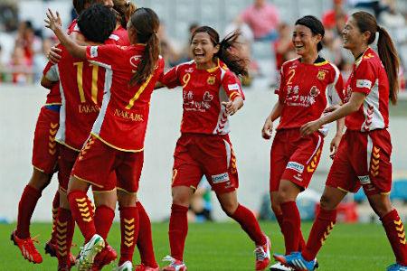 INAC神戸、なでしこリーグ3連覇を決める…4試合を残して今季2冠目