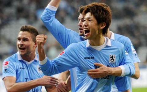 大迫勇也、中1日先発も物ともせず今季3ゴール目!チームも同勝点のアーレンに完勝