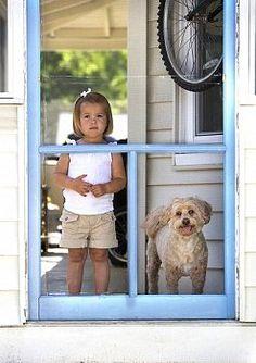犬と赤ちゃん44