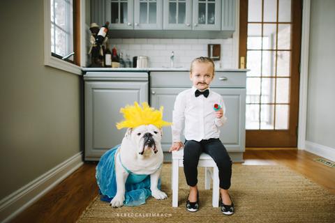 犬と赤ちゃん17
