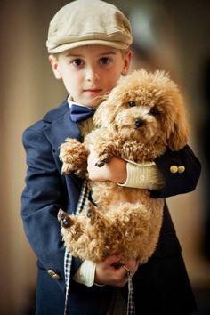 犬と赤ちゃん49