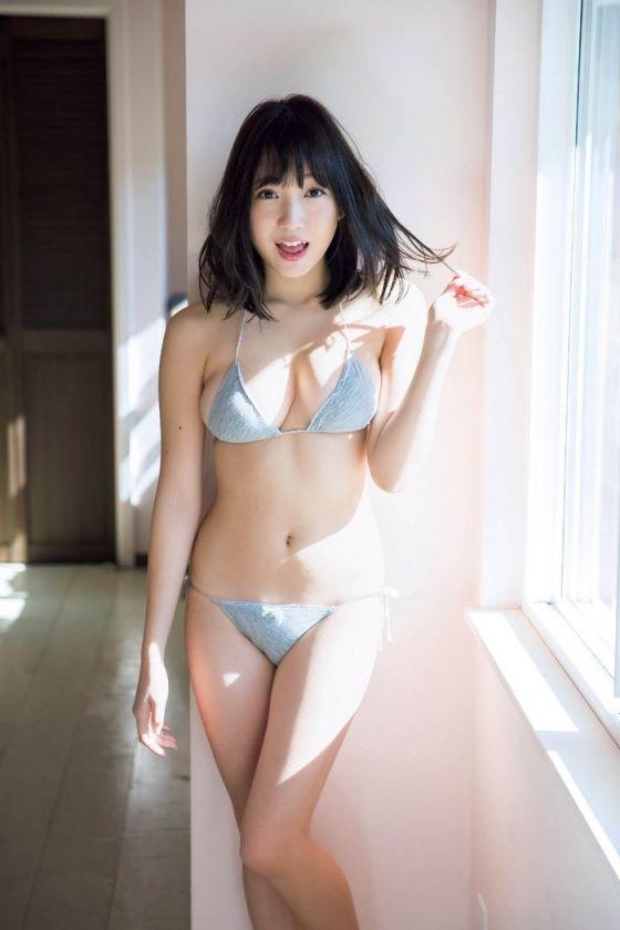 京佳(18)大人っぽくなったセクシーグラビアがぐうシコ!!!!!!【エロ画像】