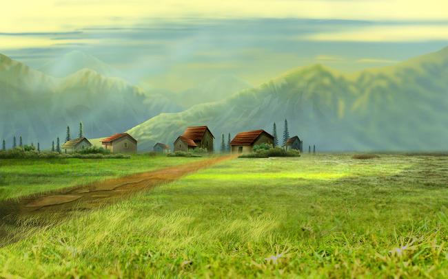 Amazing-Village-Wallpaper-HD