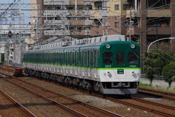 大阪の電車wwwwwwwwwwwwwww