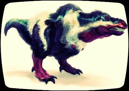 【悲報】ティラノサウルスの最新画像ンゴ・・・