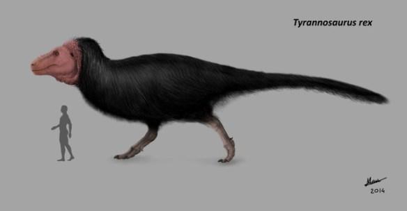 現在のティラノサウルス最新予想画像wwwwww
