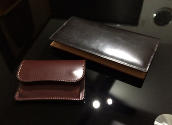 かっちょええ財布買ってきたぞwwwwwwwwwwwwwwwwww