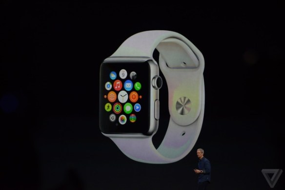 Appleがまた歴史を変えやがった…!!これは間違いなく腕時計という概念が根底から覆されるほどの画期的なデバイス…!Apple Watchだ!