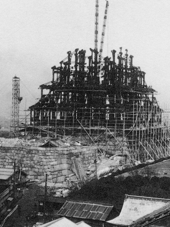 韓国人 「チョッパリの城はエレベーター付きで、歴史もクソもない。100回は建て直せる」