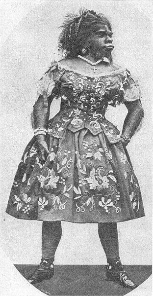 【メキシコ】「世界一醜い女性」の遺体、故郷へ 死後150年を経て埋葬[13/02/14]