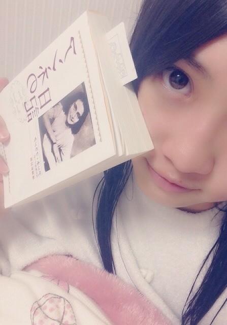 SKE48 木崎ゆりあさんがアンネの日記を読む!!!