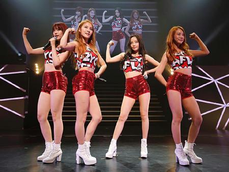 """【K-POP】KARA解散の裏に""""反日世論""""との声"""