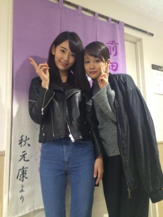 前田敦子と宮脇咲良の貴重なツーショットきたぁああ!!【画像あり】