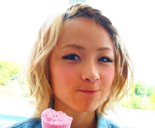 E-girls・Amiが風呂上がりすっぴん姿を公開し話題にwwwww【画像あり】