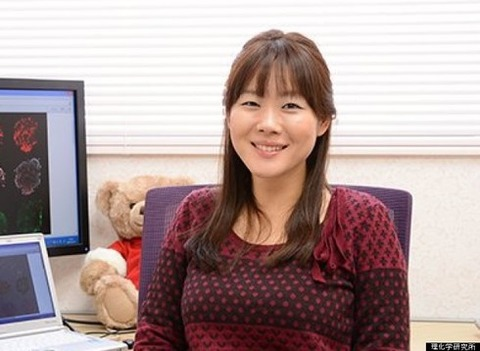 【衝撃】 STAP細胞リーダー小保方晴子さんが巨乳