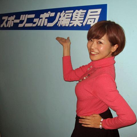 【女子アナ】中島彩、初グラビア写真集『中島彩 あぶない女子アナ』で水着グラビア初挑戦