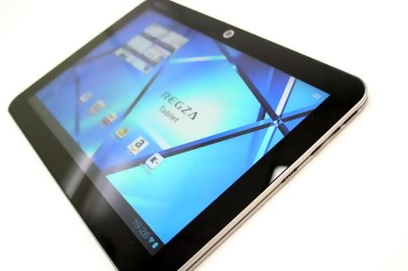 週刊誌より薄い!世界最薄・最軽量の10.1インチタブレット REGZA Tablet AT700 -東芝2012モデル-【最新タブレット指南】