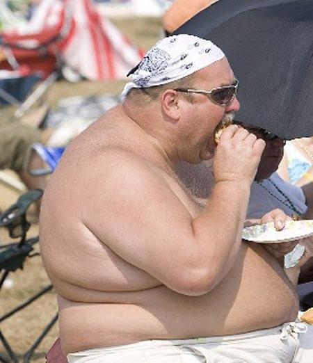 貧乏人が太るのは高カロリー食を好んで食べるため