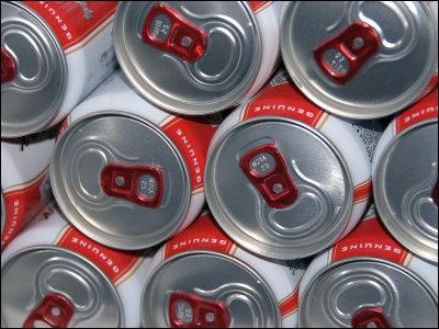 会社で毎日1、2本の缶ジュースを飲んでるけどやばい?