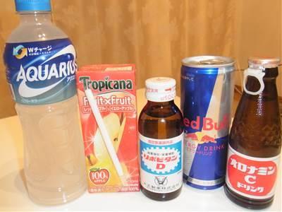 管理栄養士が絶対飲まないNGドリンク 1位トクホ飲料 2位100%ジュース 3位スポーツドリンク