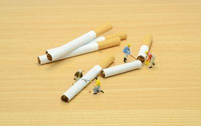 ストレス解消には禁煙か喫煙か