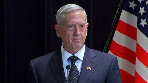 マティス米国防長官 マスゴミ ブチギレに関連した画像-01