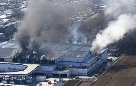 アスクル 火災に関連した画像-01