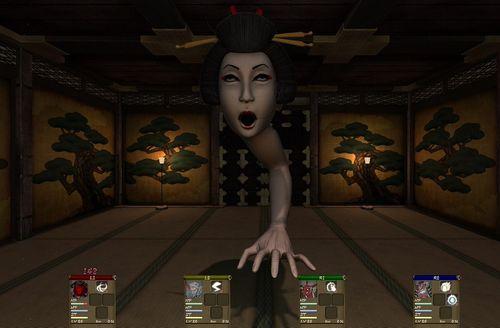 犯罪者 江戸時代 流刑島 和風ダンジョンRPG 百鬼城 HYAKKI CASTLEに関連した画像-01