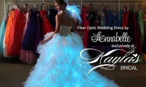ウェディングドレス ドレス 光ファイバーに関連した画像-01