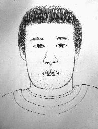【画像あり】 山梨県警が公開した男の似顔絵が酷すぎるwwwwwwwww