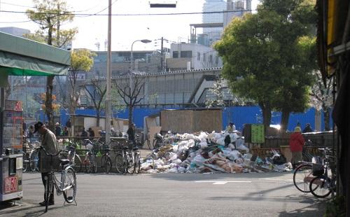 【驚愕】大阪の西成区に行った結果wwwwwwww