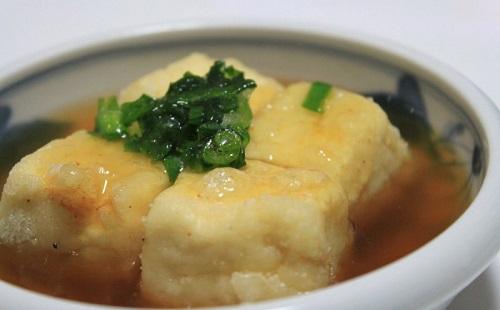 好きな豆腐料理やおすすめの食べ方あったら教えてくれ