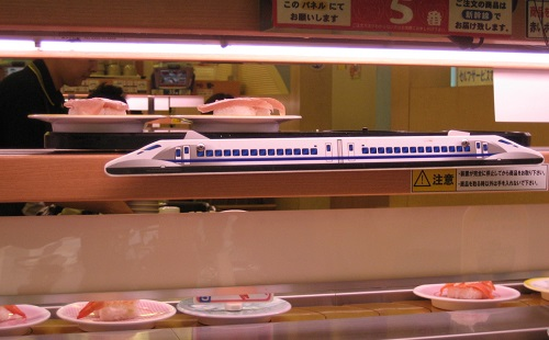 高い寿司って止まって見えるらしいけどマジ?