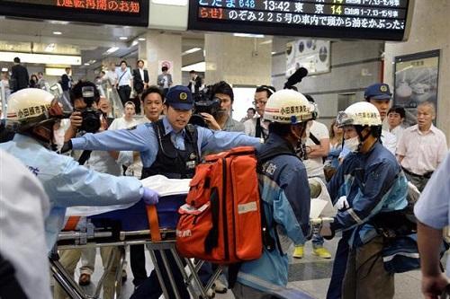 【新幹線放火事件】犠牲となった桑原佳子さん「これまでの平穏無事のお礼参りに伊勢神宮へ伺います」