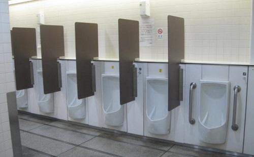 上野駅13番線横の男子トイレに行ってきたぞwwwwww
