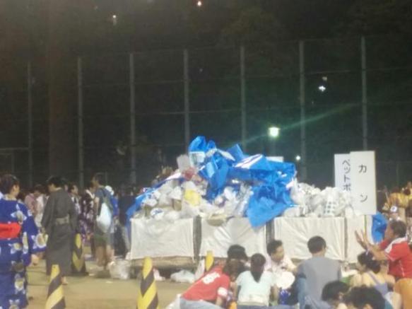 【驚愕】大阪で花火大会やった結果wwwwwwwwwwwww(画像あり)