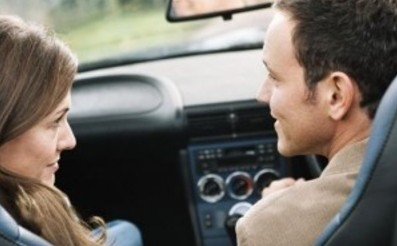 車デートはいいよねぇ