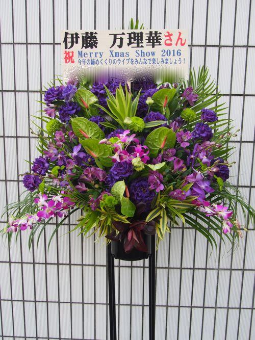 秋~冬(10月11月12月)のスタンド花|スタンドフラワー カノシェ59943(1)