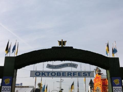 ドイツのオクトーバフェスに行ってきたけど質問ある?
