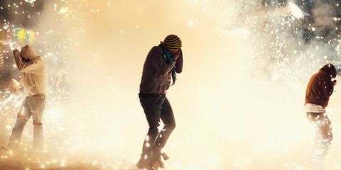 メキシコの花火大会キチガイすぎワロタwwwwwwwwwwww