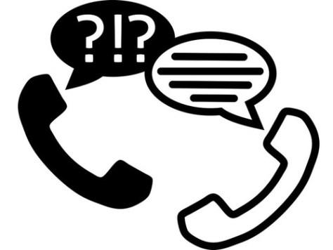 間違い電話