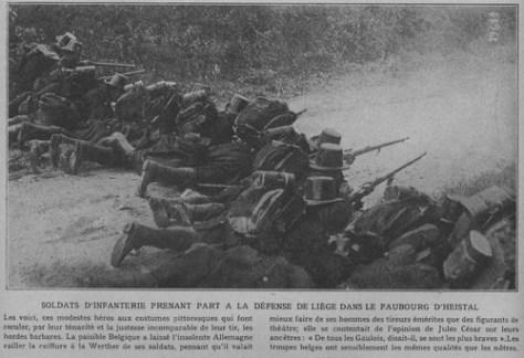 ベルギー軍