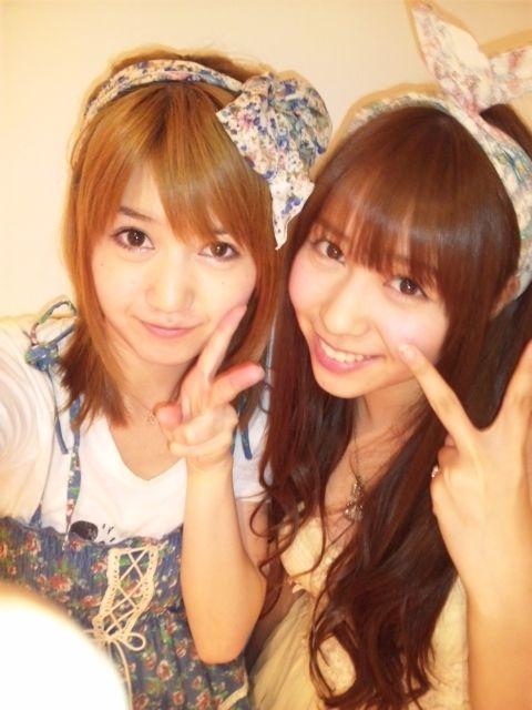 【AKB48】 「かわいすぎる姉」 河西智美の姉の河西里音(25)が可愛いと話題に