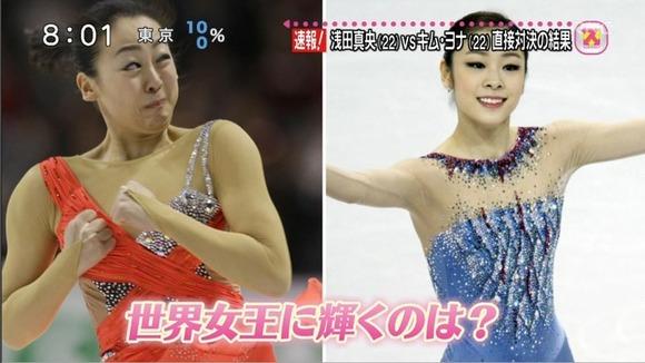 浅田真央の写真をめぐり日本テレビ「スッキリ!」に批判相次ぐ 「これはひどい」「イジメじゃねーか」
