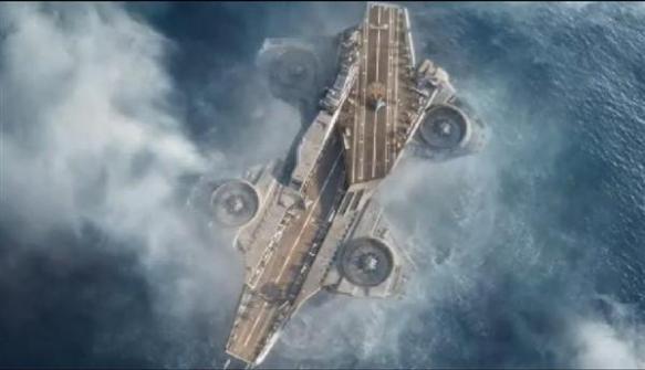 米が超兵器「空中空母」開発へ…「戦闘の形」が変わる